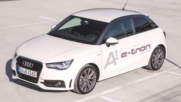 Bild: © c 2012 press-inform - Audi Dual-Mode Hybrid: Ein erster Schritt, nicht mehr und nicht weniger