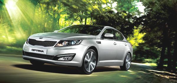 Bild: © Kia Motors - 220 Optima Hybrid möchte Kia in Deutschland verkaufen