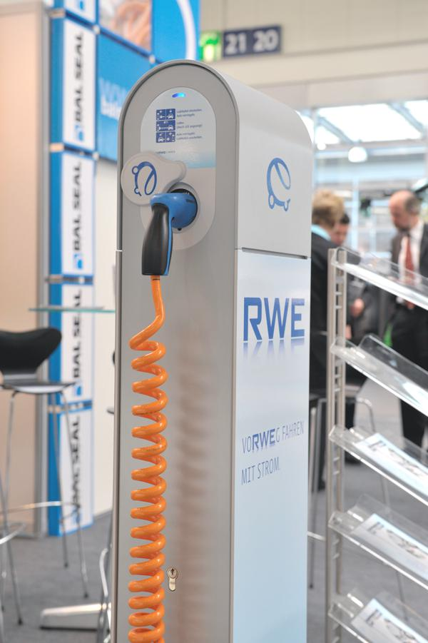 Bild: © RWE Deutschland AG - RWE möchte mehr Flexibilität beim Laden von E-Autos