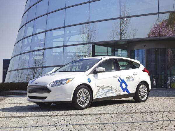Bild: © Ford/Auto-Reporter.NET - Der Ford Focus Electric - Wie wird der europäische Markt reagieren?