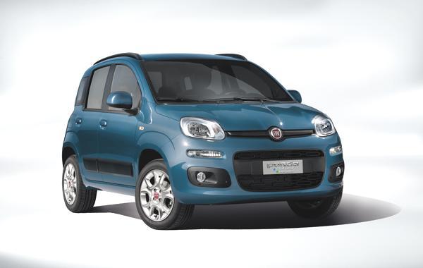 Bild: © Fiat - Fiat Panda Natural Power - Keine Konkurrenz weit und breit