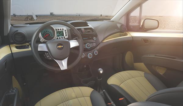 Bild: © Chevrolet - Das Innenleben des EV wird vermutlich manche Änderungen zu dem (hier abgebildeten) Basis-Design aufweisen