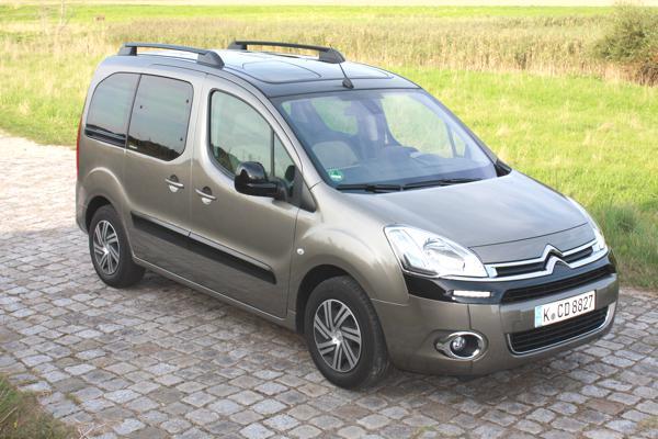 Bild: © B. Riedel/Auto-Reporter.NET - Der neue Citroën Berlingo Multispace überzeugt mit geräumigem Reisekomfort