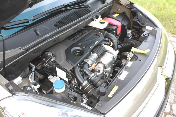 Bild: © B. Riedel/Auto-Reporter.NET - Die Kombination aus 92PS-Turbodiesel und Mikro-Hybrid-Technologie überzeugt