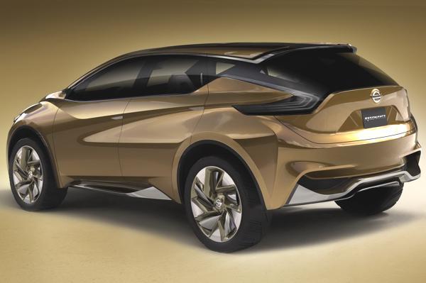 Bild: (© Nissan - 2012) - Den Nissan Resonance Concept wird es wohl nur auf dem US-Markt zu kaufen geben