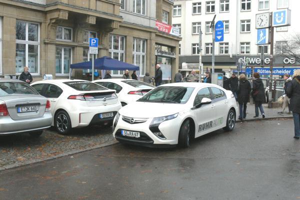 Bild: © RuhrAutoE - Das Projekt RuhrAutoE sorgt immer wieder für Diskussionen