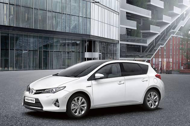 Bild: © Toyota - Die neue Version des Toyota Auris Hybrid steht in den Startlöchern