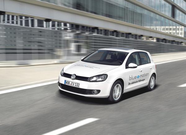 Bild: © VW  - Lang ersehnt: der VW E-Golf