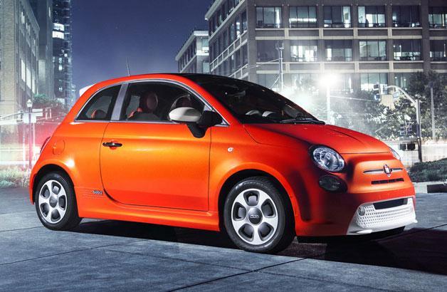 Fiat Elektroauto 500e